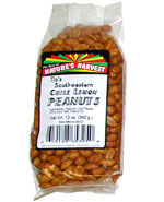 Hot Chile Peanuts