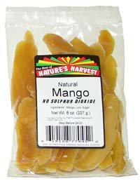 Low Sugar Dried Mango