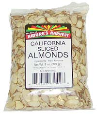 Sliced Almonds