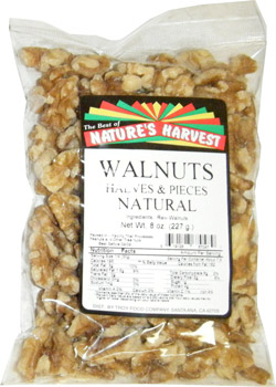 Raw Walnut Pieces